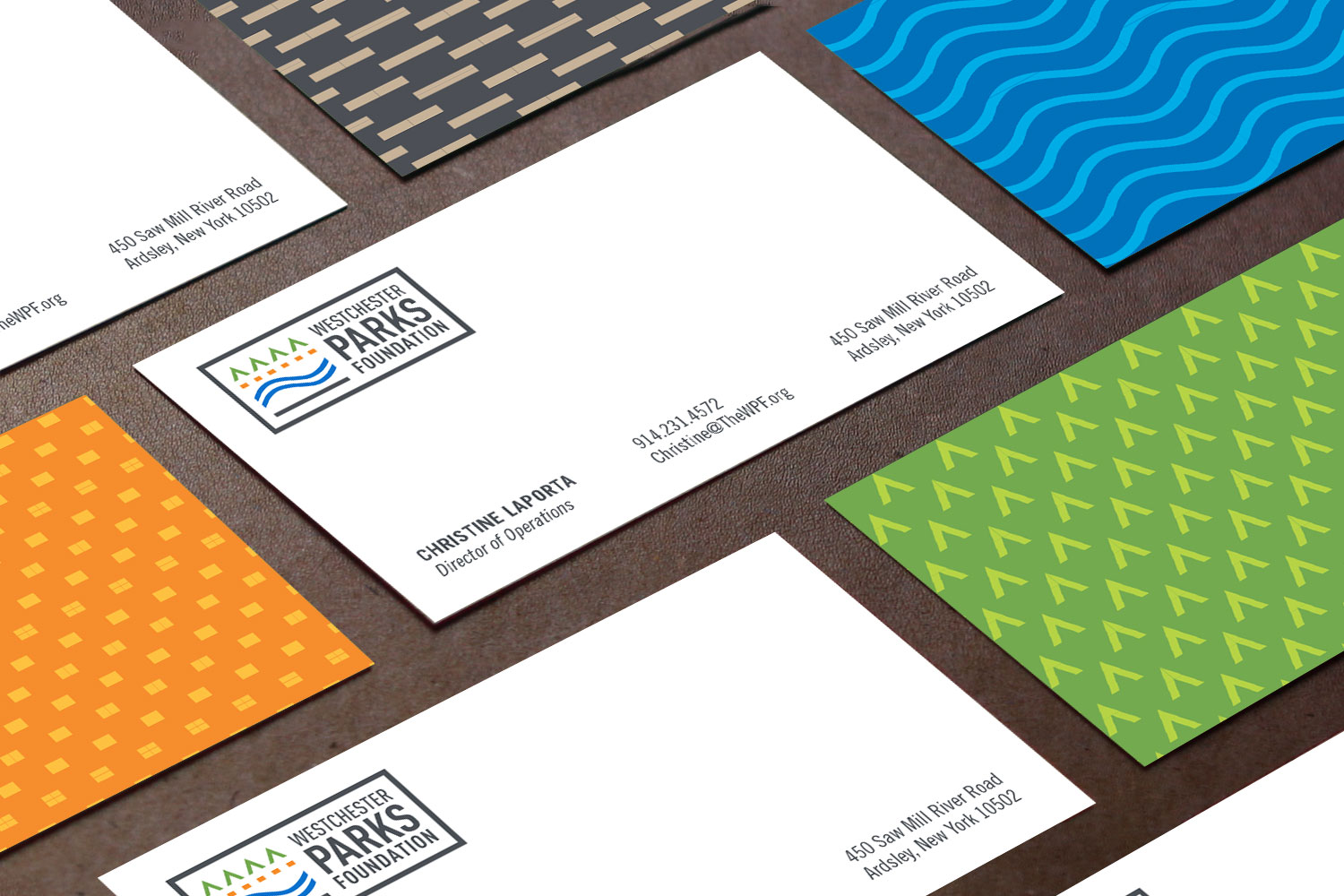 WPF-Businesscards