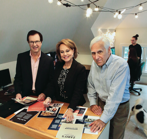 "Thompson & Bender Included Among the ""Faces of Westchester"" in Westchester Magazine"