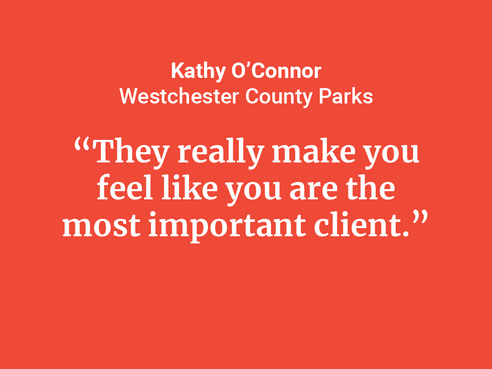 Kathy O'Connor • Westchester Parks Foundation